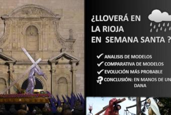 ¿Qué tendencia esperamos en La Rioja durante la Semana Santa´19?