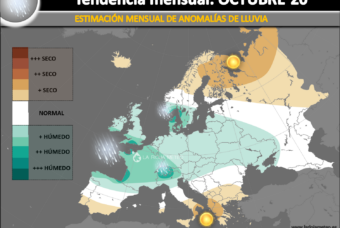 Predicción Mensual: Octubre 2020